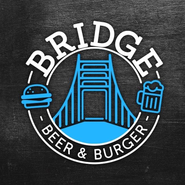 BRIDGE RISTO PUB E BEER  Pub dallo stile unico con grande varietà di pietanze, birre e cocktail. Adatto a persone di qualunque età. Propone un ampio menù senza glutine, senza lattosio, vegano, vegetariano.